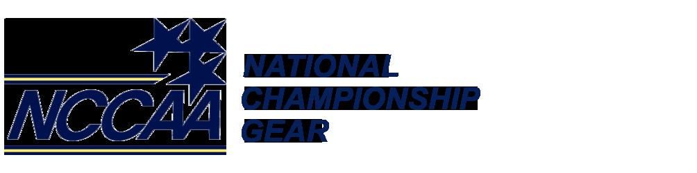 NCCAA Championship Gear